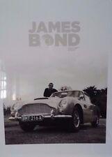 SEAN CONNERY 007 JAMES BOND ASTON MARTIN DB5 POSTER, Dr No
