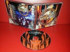 CD BONFIRE - FUEL TO THE FLAMES