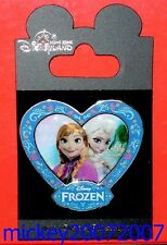 Hong Kong Disney Pins Anna & Elsa from Disney's Frozen - HKDL