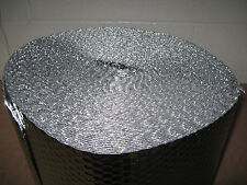 "Double Foil Insulated Reflective Bubble - 18"" x 125' per roll"
