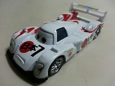 Mattel Disney Pixar Cars 2 Shu Todoroki Diecast Toy Car 1:55 Loose In Stock