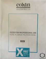 "Cokin X028 X PRO SERIES WARM 130mm . 5 1/3"" FILTER BOXED AND SEALED BEST PRICE"