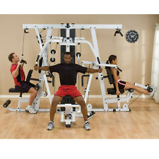 Body-Solid EXM4000S Triple Stack Gym