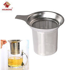 304 Japan Stainless Steel Fine Mesh Filter Tea Infuser Fine Reusable Strainer