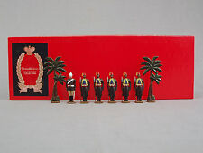 TRADITION TOY SOLDIERS SET #31 SIERRA LEONE ROYAL ARTILLERY 1900