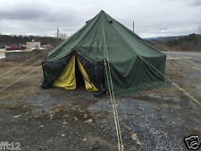 Outdoor Venture Corp  10 Man Arctic Tent ~ NEW  Military Surplus ~ FREE SHIPPING