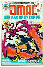•.•  OMAC: ONE MAN ARMY CORPS (VOL.1) • Issue 4 • DC Comics