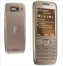 NOKIA E52 GOLD - Single Sim GSM ! DUAL CAMERA ! WiFi ! FM ! 3G ! CALL RECORDING