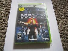 Xbox 360 XBox Live Mass Effect Game New Sealed