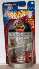 HOT WHEELS WORLD RACE HIGHWAY 35 VULTURE #19 ROADBEASTS DIECAST CAR 2003 hwc