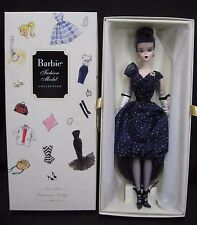 Parisienne Pretty 2009 Barbie Doll BFMC NRFB Silkstone Gold Label New