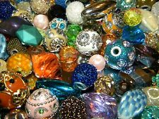 NEW Jesse James Beads 40/Pcs Per LOT Mixed BIG BOLD Beautiful Beads