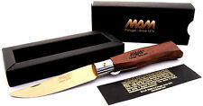 MAM FILMAM Douro Pocket Knife 90mm Titanium Bobinga Wood Handle 2009Titanium NEW
