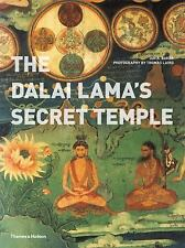 The Dalai Lama's Secret Temple : Tantric Wall Paintings from Tibet by Ian...
