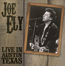 JOE ELY - Live In Austin Texas. New CD + sealed