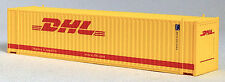 N 45 Ft Corrugated Container DHL Transport (Yellow) (01) 04-44111