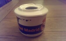 Producto Official Real Madrid Ceramic Ashtray NEW in box RARE Circa 2010/11