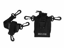 3in1 Nylon Radio Case Pouch for Motorola EX500 GP344 GP388PLUS GP339PLUS PRO5150