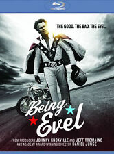 BEING EVEL (Dennis Rodman) - BLU RAY - Region Free - Sealed