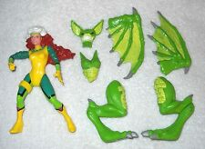 Marvel X-Men - Rogue (monster armor) - 100% complete (Toy Biz)