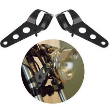 Motorcycle Head Lamp Holder Headlight Mounting Brackets Fork Clamp For 35MM-43MM