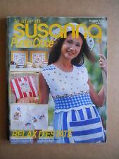 Le Idee di Susanna n°92 1996 con cartamodelli  [C59]
