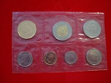 Canada 2005 P Prooflike Uncirculated coin set
