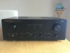 Marantz PM 7200 Class A Amplifier in Black with Original Box and Packaging