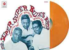 Super Super Blues Band Howlin Wolf/Muddy Waters/Bo Diddley COLOR VINYL LP Record