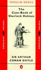 The Casebook of Sherlock Holmes by Sir Arthur Conan Doyle (Paperback, 1973)