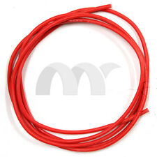 18 AWG 5 Feet (1.5m) Gauge Silicone Wire Flexible Stranded Copper Cables Red