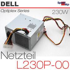 DELL OPTIPLEX ATX GX520 740 USW. NETZTEIL PSU L230P-00 N8372 PS-5231-2DFS-LF 207