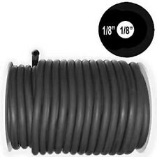 3/8in 10mm Kent Speargun Band Rubber Latex Tubing BLACK 50 FT (15.4m) #408