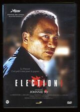 ELECTION 1 et 2  Johnnie TO  2 DVD   DVD ZONE 2  Comme neuf