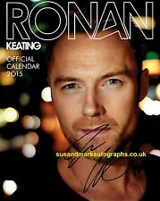 Ronan Keating Boyzone When You Say Nothing at All  Autograph UACC RD 96