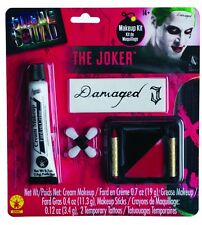 Suicide Squad The Joker Makeup Kit, Halloween, Rubies