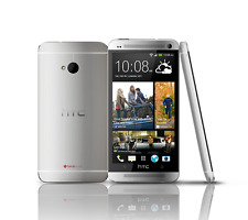 "HTC M7 ONE, UNLOCKED ANDROID MOBILE, 32GB 4.7""Silver 3G, NEW OTHER"