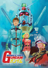Mobile Suit Gundam: Movie Trilogy (DVD, 2016)