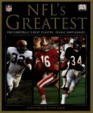 NFL's Greatest: Pro Football's Best Players, Teams, and Games, Sabol, Steve, Lea
