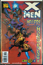 X-Men Hellfire in Hong Kong VF 1st Print Free UK P&P Marvel Comics