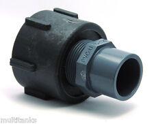 Raccordo S60x6 femmina - PVC 32/40 per cisterna da 1000 litri acqua pioggia