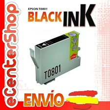 Cartucho Tinta Negra / Negro T0801 NON-OEM Epson Stylus Photo RX595