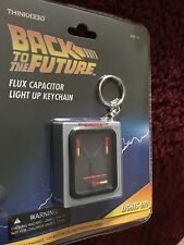 Back to the future  Flux Capacitor  Light up keychain