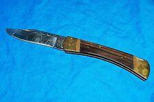 """Vintage Pocketknife Jet-AER G-96 No. 960 Japan Japanese Pocket Knife Folding 5"""""""