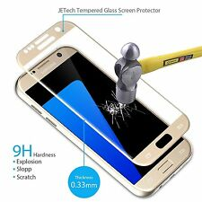 3D Full Coverage Tempered Glass Film HD Screen Protector for Samsung Galaxy S7