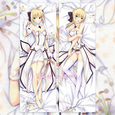 Fate Stay Night Fate Zero Dakimakura Saber Cute Anime Hugging Body Pillow Cases