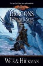 Dragons of the Highlord Skies (Dragon Lance: The Lost Chronicles, Vol. 2) by We