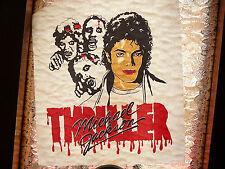 """Transfert de mickael jackson """"thriller"""""""