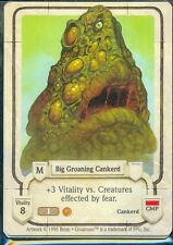 GUARDIANS CCG BIG GROANING CANKERD VO UNCOMON