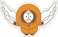 "South Park Kenny (Wings) Sticker - 3.5"" x 5.5"""
